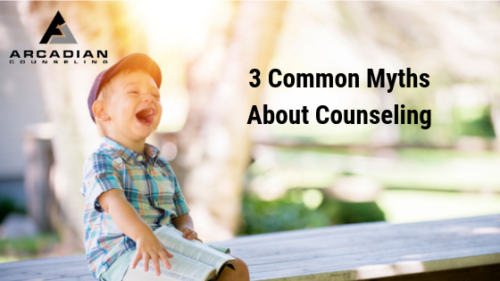 3 Common Myths About Counseling