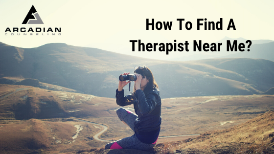 How To Find a Therapist Near Me?