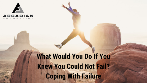 What Would You Do If You Knew You Could Not Fail? Coping With Failure