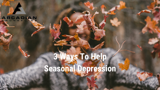 3 Ways to Help Seasonal Depression