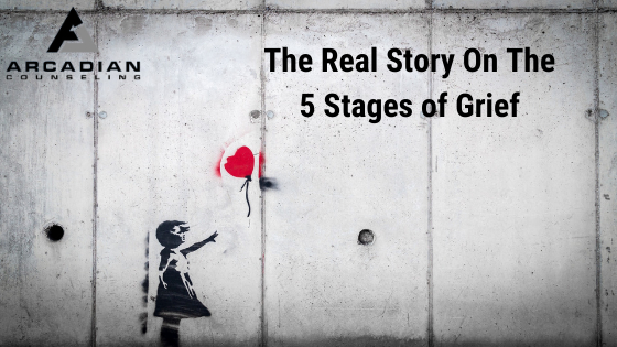 The Real Story On The 5 Stages of Grief