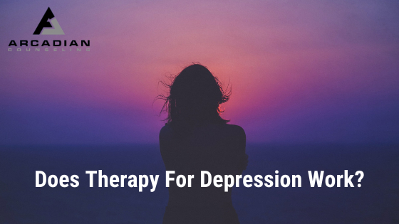 Does Therapy For Depression Work?