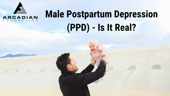 Male Postpartum Depression (PPD) – Is It Real?